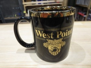 "U.S.ARMY Mug ""WEST POINT"" used"