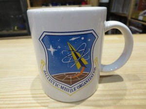U.S.AIR FORCE Mug used