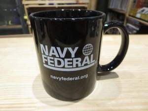 U.S.NAVY FEDERAL Mug used