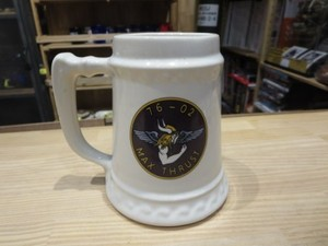 "U.S.AIR FORCE Mug ""MAX THRUST""? used"