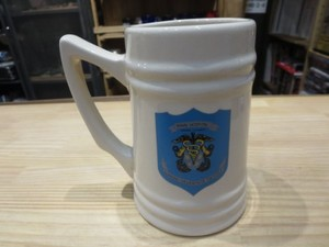 "U.S.NAVY ""NAVAL HOSPITAL"" Mug used"