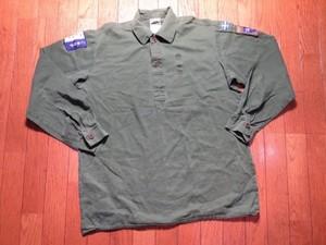 Sweden Shirt M-55? LongSleeves sizeL? used