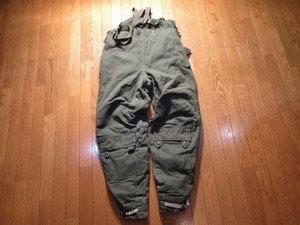 Sweden Trousers ColdWeather sizeL? used