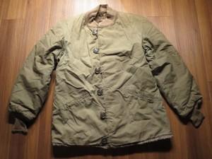 U.S.ARMY Pile Liner jacket 1940年代 size40-42? used