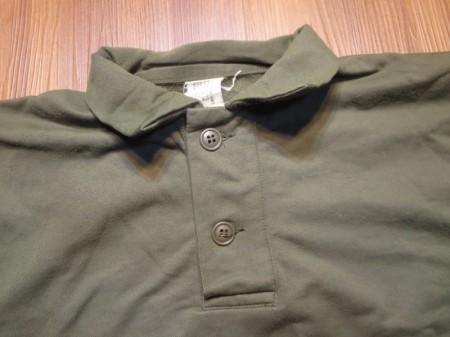 U.S.Shirt Sleeping 1969年 sizeM used