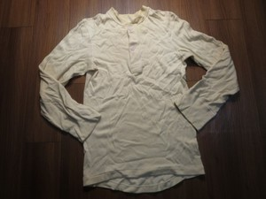 U.S.Undershirt Winter Wool/Cotton sizeM used