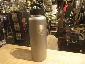 "U.S.NAVY Water Bottle HydroFlask ""CVN-76"" used"