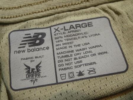 "U.S.Drawers Athlete ""NEW BALANCE"" L1? sizeXL new"