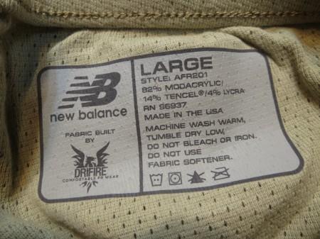 "U.S.Drawers Athlete ""NEW BALANCE"" L1? sizeL new"