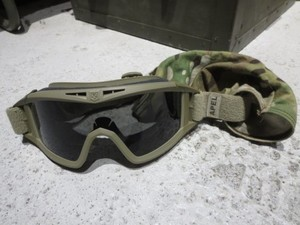 "U.S.ARMY Goggles ""REVISION"" used"