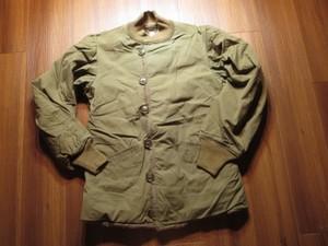 U.S.ARMY Pile Liner jacket 1940年代 size34-36? used