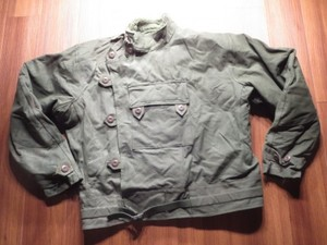 Sweden Jacket Biker's Cold Weather 1960年代? sizeXL?