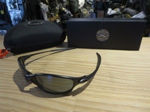 "U.S.OAKLEY Sunglasses ""JULIET CARBON FRAME"" new?"