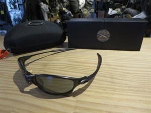 "U.S.OAKLEY Sunglasses ""JULIET CARBON FRAME"" new?"