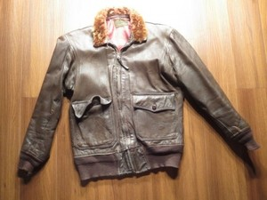 U.S.NAVY Jacket AN-J-3C 1940年代 size36 used