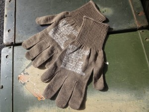 U.S.Gloves Cold Weather Light Weight sizeM/L new