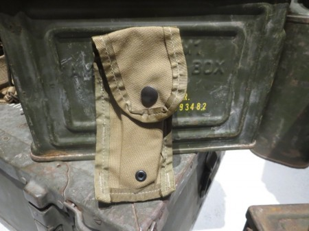U.S.Pouch 9mm Magazine Single Style 4075 new?
