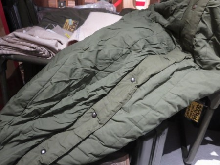 U.S.Sleeping Bag Intermediate Cold 1983年 used