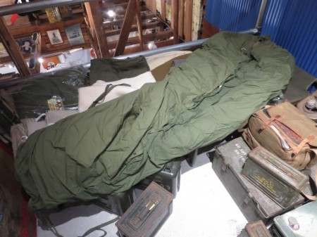 U.S.M-1949 Sleeping Bag Mountain 1970年代 used