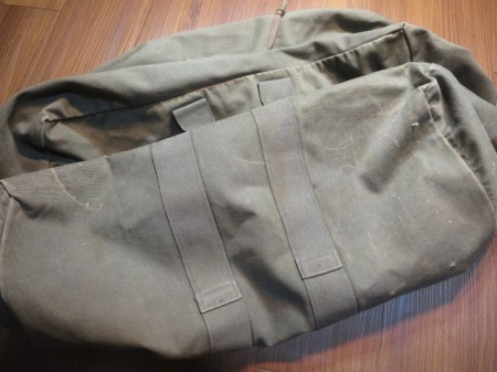 U.S.AIR FORCE Kit Bag Flyer's Cotton 1967年 used