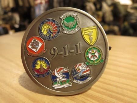 """U.S.NAVY Challenge Coin """"CVW-5 CAG"""" 2004-6年頃?"""