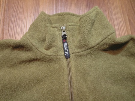 U.S.MARINE CORPS Fleece POLARTEC sizeM used