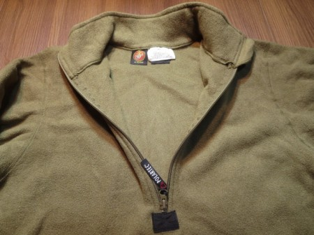 U.S.MARINE CORPS Fleece POLARTEC sizeS used