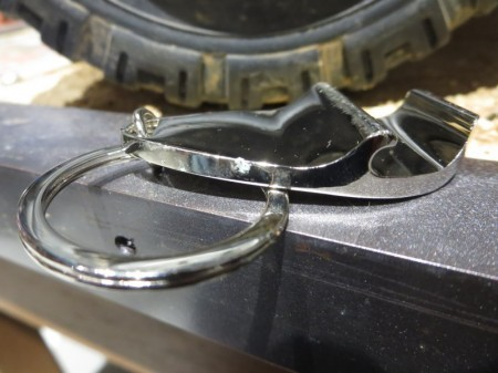 "U.S.NAVY Opener KeyRing ""VFA-102 DIAMONDBACKS"" new"