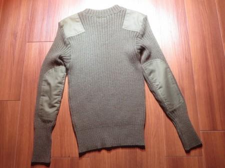 U.S.MARINE CORPS Sweater 100%Wool 1988年 size34