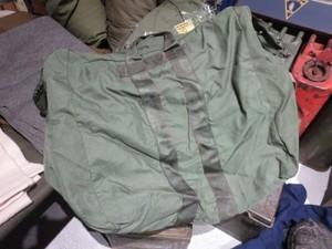 U.S.AIR FORCE Kit Bag Flyer's Nylon used