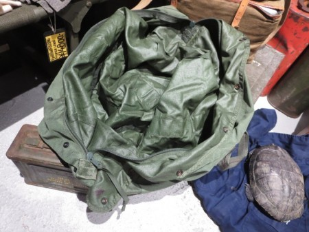 U.S.AIR FORCE Kit Bag Flyer's Nylon used