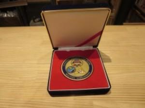 "U.S.NAVY ChallengeCoin""Commander Submarine Group7"""