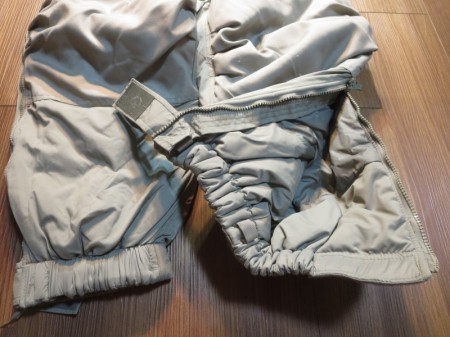 """U.S.ARMY Trousers ExtremeCold """"PRIMALOFT""""sizeS new"""