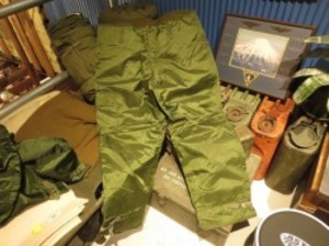 U.S.NAVY Trousers Ex Cold Weather 1982年 sizeXL