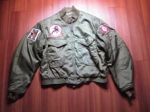 U.S.NAVY Jacket G-8(WEP) 1970年頃 size44-46? used