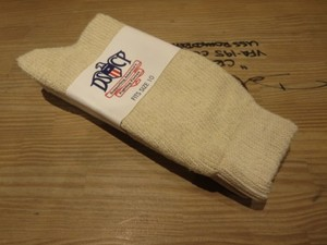 U.S.Socks Winter Wool/Cotton size24cm? new