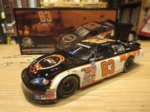 """U.S.NAVY Nascar RacingCar """"DALE EARNHARDT JR""""1/24"""