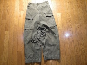 Holland Field Trousers HeavyWeight size? used