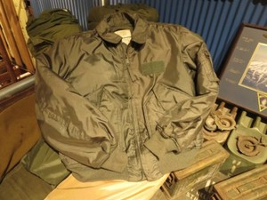 U.S.AIR FORCE Jacket CWU-45/P 1980年 sizeM used