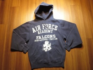 U.S.AIR FORCE ACADEMY Hooded Parka sizeS used