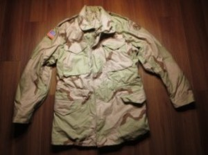 U.S.ARMY M-65 Field Jacket 3color sizeS-Long used