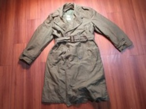 U.S.ARMY Overcoat with Liner 1960年代 sizeS used