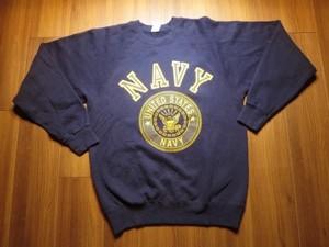 U.S.NAVY Sweat sizeL used