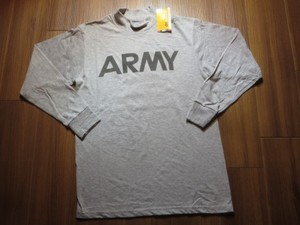 "U.S.NAVY T-Shirt Athletic ""SOFFEE"" sizeS new"