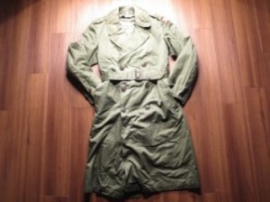 U.S.ARMY Overcoat with Liner 1953年 sizeS used