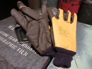 U.K.Gloves Arctic Working sizeM new
