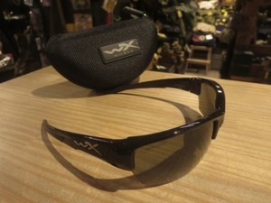 "U.S.WILEY X Sunglasses ""SAINT"" used"