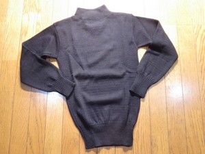 U.S.NAVY Sweater 100%Wool 1979年 sizeXS new