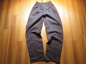 U.S.NAVY Umiform Trousers Cook sizeM used