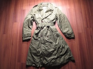 U.S.ARMY Overcoat with Liner 1953年 sizeM-R used